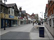 TM3034 : Hamilton Road, Felixstowe by Roger Cornfoot