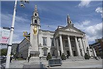 SE2934 : Leeds Civic Hall by Paul Harrop