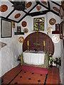 D0044 : Interior, St Gobban's Church, Portbraddan by Kenneth  Allen