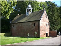 SJ8141 : Elizabethan Stables Whitmore Hall by Jack Barber