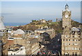 NT2674 : View from the Scott Monument - Calton Hill by N Chadwick