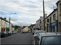 H3007 : Killeshandra, Main Street south facing by Christopher Kirk