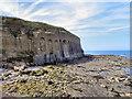 NZ3769 : Tynemouth, Pen Bal Crag by David Dixon