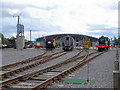 NZ2325 : Locomotion Railway Museum, Shildon by David Dixon