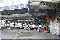 TQ3179 : Waterloo Station Forecourt by N Chadwick