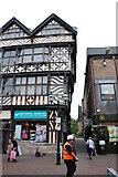 SJ9223 : The Ancient High House, Stafford by Mick Malpass