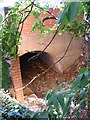 TL2765 : Culvert under the A1198 Ermine Street by Adrian Cable