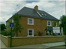 TQ1289 : 2 new houses, The Chase, Pinner by Alex McGregor
