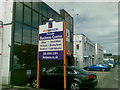 TQ1683 : Perivale Business Centre, Wadsworth Road by Alex McGregor