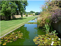 SP5206 : The gardens of St Catherine's College, Oxford by Marathon