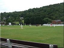 SD9321 : Walsden Cricket Club by BatAndBall