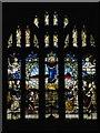 NZ0516 : East Window, St Mary's Parish Church, Barnard Castle by David Dixon