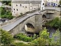 NZ0416 : Barnard Castle Bridge by David Dixon