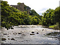 NZ0416 : River Tees and Barnard Castle by David Dixon
