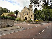 NZ0516 : St Mary's Catholic Church, Newgate, Barnard Castle by David Dixon