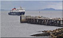 NM2256 : Coll Pier by Gerald McKenna