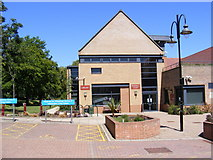 TL2863 : Papworth Everard Public Library by Geographer
