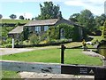 SD9153 : Lock-keeper's house on the Bank Newton flight by Rob Farrow
