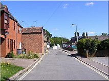 TM3863 : New Cut, Saxmundham by Geographer