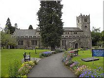 SD6592 : St Andrew's Parish Church, Sedbergh by David Dixon