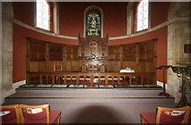 TQ5130 : All Saints, Crowborough - East end by John Salmon
