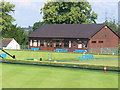 TQ0050 : Guildford Bowling Club by Colin Smith