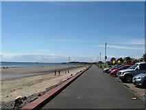 NO3800 : Promenade at Leven in Fife by James Denham