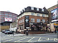 TQ2577 : Prince of Wales pub, Earl's Court by Malc McDonald