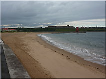 NZ3668 : Herd Sand, South Shields by Alexander P Kapp
