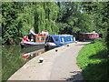 SP7287 : Grand Union Canal  by Oast House Archive