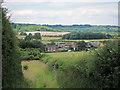 SP9916 : Fields off Studham Lane by Oast House Archive