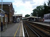 TQ1572 : Strawberry Hill station by Marathon