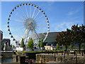 SJ3489 : The Wheel of Liverpool by Stephen McKay
