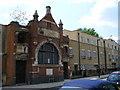 TQ3179 : Pelham Mission Hall, Lambeth Walk by PAUL FARMER
