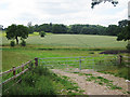 SP8926 : Fields off Leighton Road by Oast House Archive