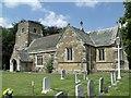 TF1681 : St Mary's Church by J.Hannan-Briggs