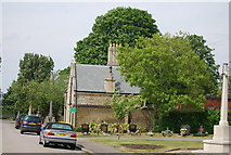 TQ2673 : Wandsworth Cemetery Chapel by N Chadwick