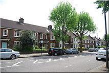 TQ2673 : Houses on Magdalen Rd by N Chadwick