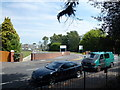 TF1900 : Peterborough Regional College entrance by Richard Humphrey