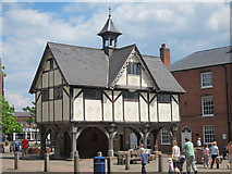 SP7387 : Old Grammar School, Church Square by Oast House Archive