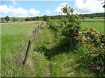 SE0125 : Hebden Royd Footpath 62, Mytholmroyd by Humphrey Bolton