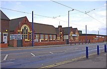 SO9297 : The Kings Hall,  Bilston Road, Wolverhampton by P L Chadwick