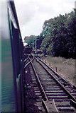 SE8191 : North Yorkshire Moors Railway - 1987 by Helmut Zozmann