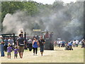 SP8600 : Soot, smoke and spectators by Michael Trolove