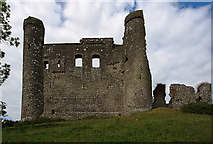 N9070 : Castles of Leinster: Dunmoe, Meath (1) by Mike Searle