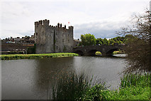 S6893 : Castles of Leinster: Athy, Kildare (2) by Mike Searle