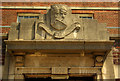 TQ3088 : Coat of arms, Crouch End by Julian Osley