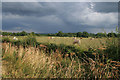 SK6734 : Storm clouds gathering by Kate Jewell