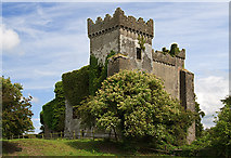 N7557 : Castles of Leinster: Tremblestown, Meath (2) by Mike Searle