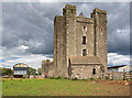 O1143 : Castles of Leinster: Dunsoghly, Co. Dublin by Mike Searle